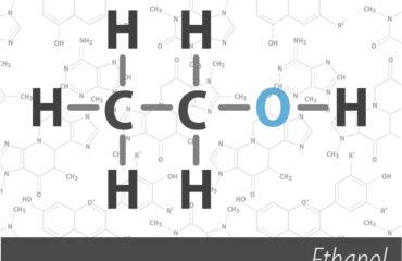 wzór chemiczny etanolu
