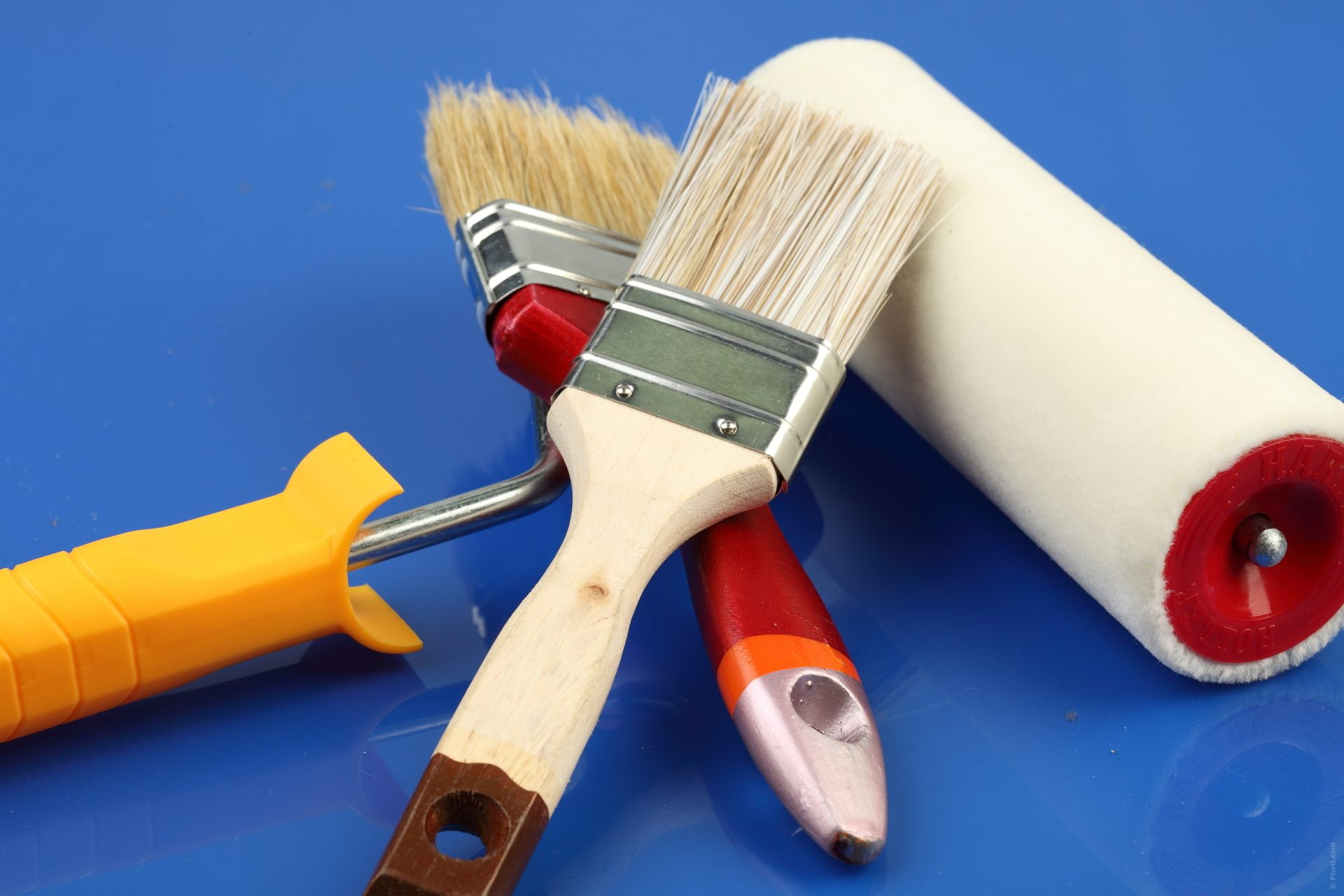Artyku y malarskie - Utensilios para pintar paredes ...