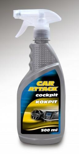 kokpit car attack